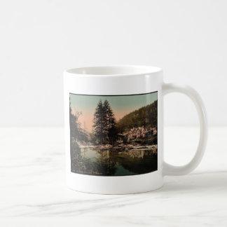 Pont-y-Pair IV, Bettws-y-Coed (i.e. Betws), Wales Classic White Coffee Mug
