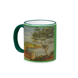 Ponta de Santa Iria* Oil Painting Mug