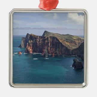 Ponta de São Lourenço, Madeira, Portugal Metal Ornament