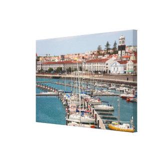 Ponta Delgada - Azores Canvas Prints