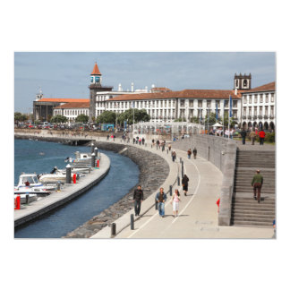 Ponta Delgada, Azores Card