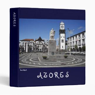 "Ponta Delgada, Azores Carpeta 1"""
