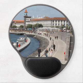 Ponta Delgada, Azores Gel Mouse Pad