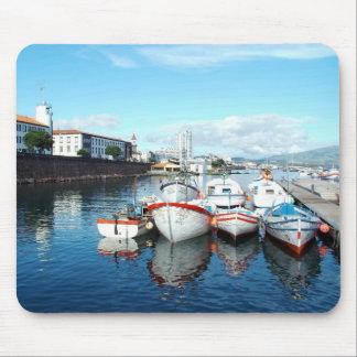 Ponta Delgada, Azores Mouse Pad