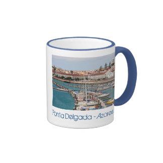 Ponta Delgada - Azores Coffee Mugs