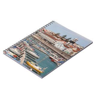 Ponta Delgada - Azores Notebook