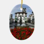 Ponta Delgada -  Azores Ornament