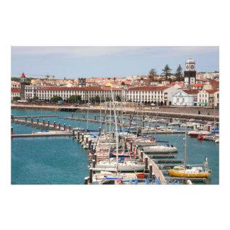 Ponta Delgada - Azores Photo Print