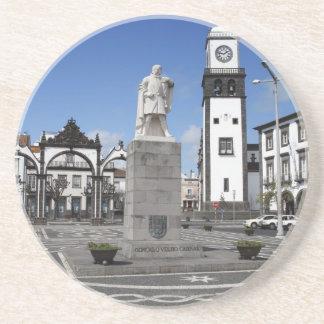 Ponta Delgada, Azores Posavasos De Arenisca