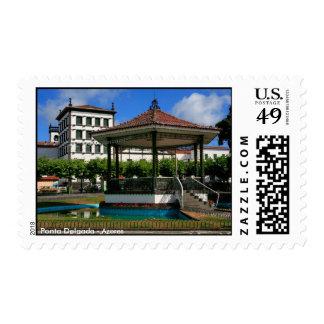 Ponta Delgada - Azores Postage