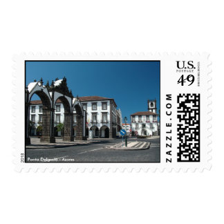 Ponta Delgada - Azores Stamp