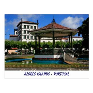 Ponta Delgada - Azores Tarjetas Postales