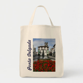 Ponta Delgada -  Azores Tote Bag
