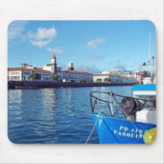 Ponta Delgada Mouse Pad