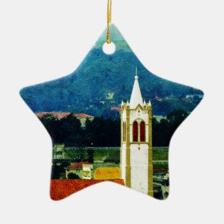 Ponta Grossa Ceramic Ornament
