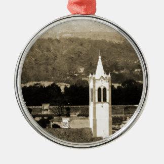 Ponta Grossa Metal Ornament
