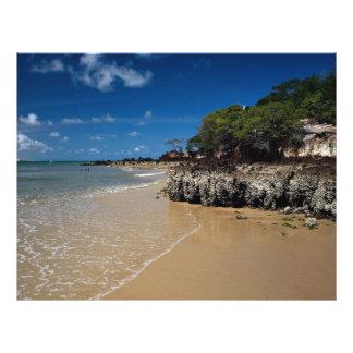 Ponta Negra Beach, Natal, Brazil Flyer
