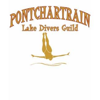 Pontchartrain Divers Guild shirt