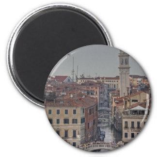 Ponte De La Pietà 2 Inch Round Magnet
