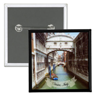 Ponte dei Sospiri Venezia Italia Souvenir Pins