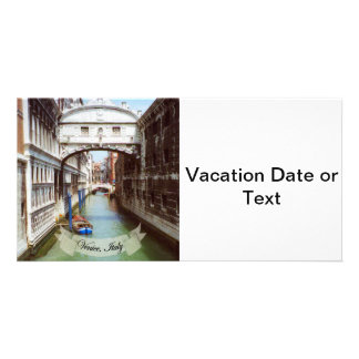 Ponte dei Sospiri Venezia Italia Souvenir Card