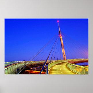 Ponte del mare poster
