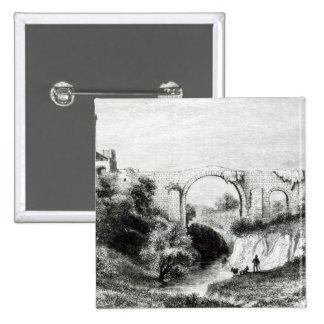Ponte della Badia, Vulci Button