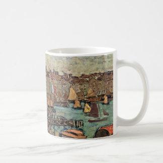 Ponte Della Paglia, Venice by Maurice Prendergast Coffee Mug