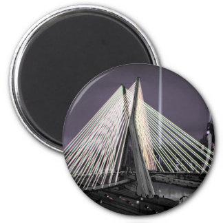 ponte estaiada magnet