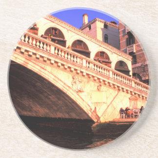 Ponte Rialto Drink Coaster
