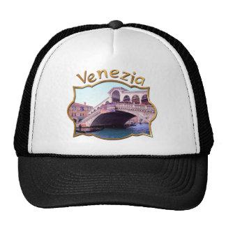 Ponte Rialto Mesh Hats