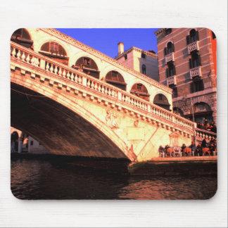 Ponte Rialto Mouse Pad