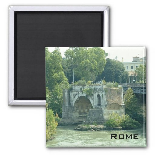 Ponte Rotto - Roma Imán De Frigorífico