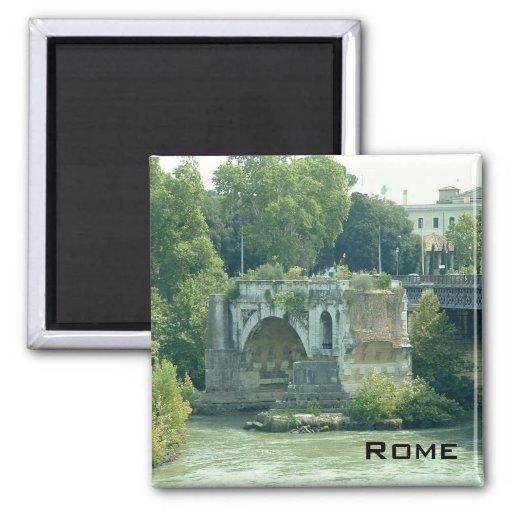 Ponte Rotto - Rome Magnet