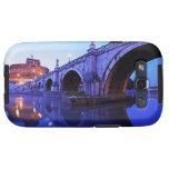 Ponte Sant Ángel y Castel Sant Ángel encima Samsung Galaxy S3 Fundas