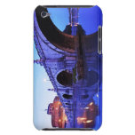 Ponte Sant' Angelo and Castel Sant' Angelo over Barely There iPod Covers