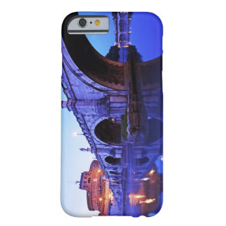 Ponte Sant' Angelo and Castel Sant' Angelo over Barely There iPhone 6 Case