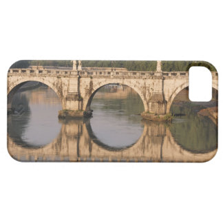 Ponte Sant'Angelo, Tiber River, Rome, Italy iPhone 5 Cover