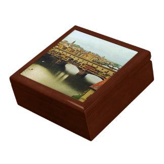 Ponte Vecchio 2 Jewelry Box