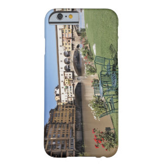 Ponte Vecchio and table along Arno Rive Barely There iPhone 6 Case