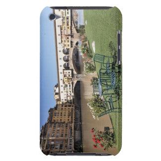 Ponte Vecchio and table along Arno Rive iPod Case-Mate Cases