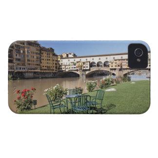 Ponte Vecchio and table along Arno Rive Case-Mate iPhone 4 Case
