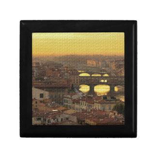 Ponte Vecchio  Bridge Gift Box