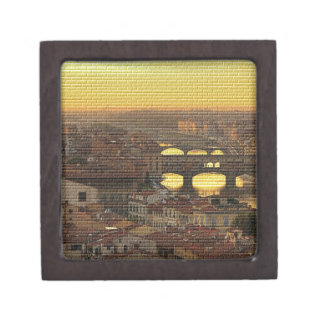 Ponte Vecchio  Bridge Jewelry Box