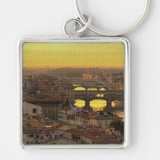 Ponte Vecchio  Bridge Keychain
