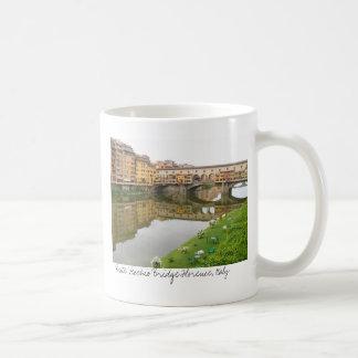 Ponte Vecchio Bridge Mug