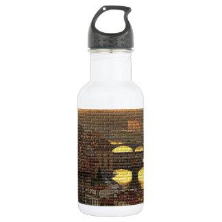 Ponte Vecchio  Bridge Stainless Steel Water Bottle