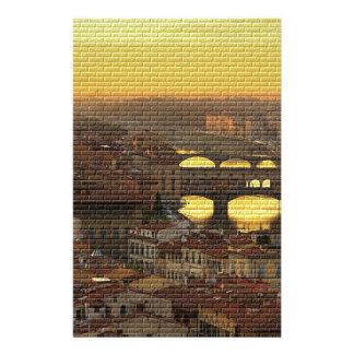 Ponte Vecchio  Bridge Stationery