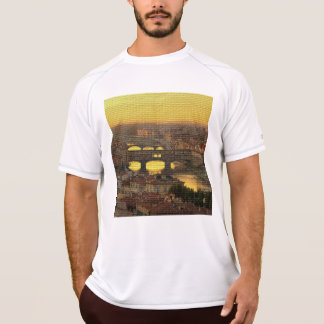 Ponte Vecchio  Bridge T-Shirt