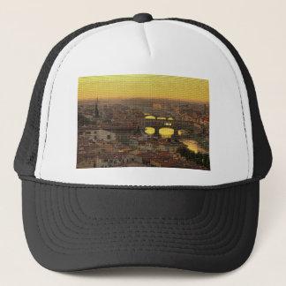 Ponte Vecchio  Bridge Trucker Hat